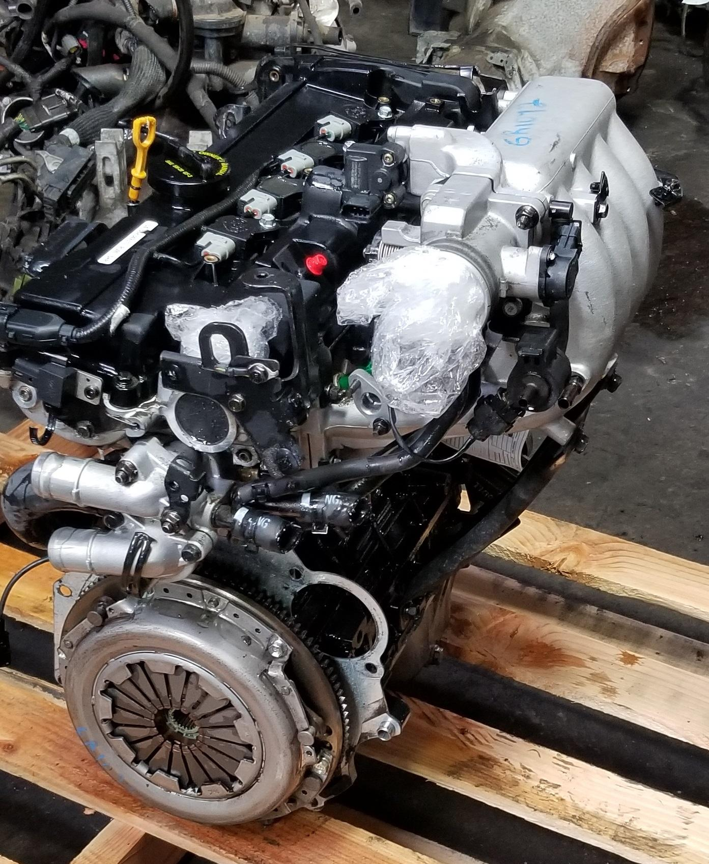 2006 Kia Rio Engines