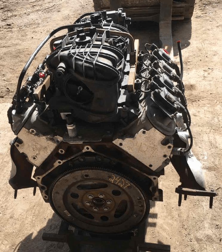 chevy express engine