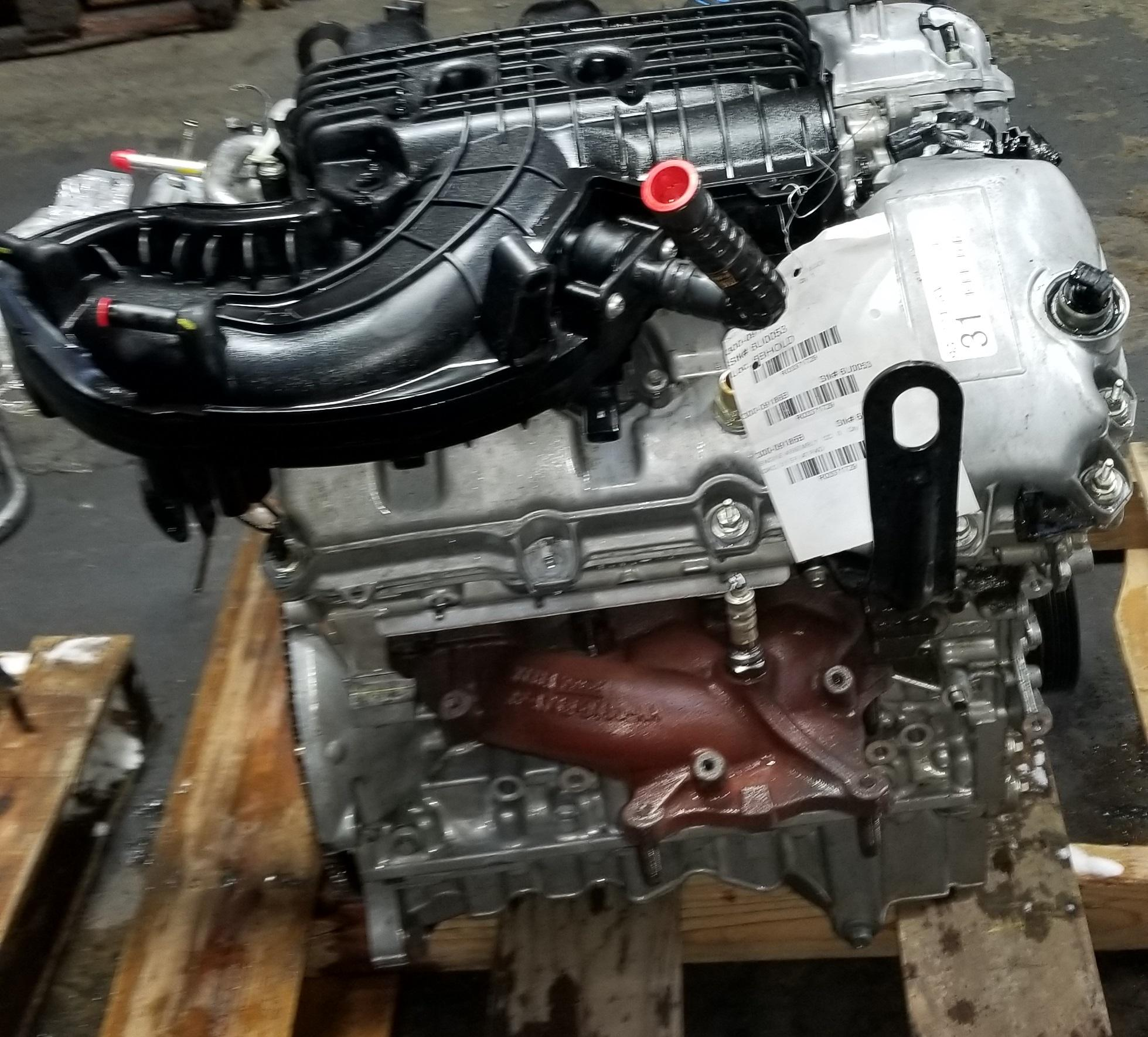 Ford Edge Engine 2.5.19
