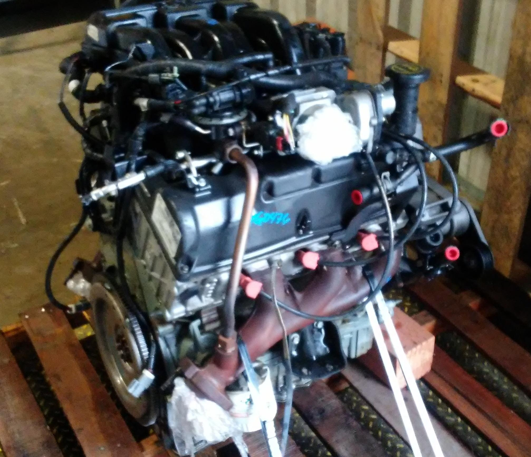 Ford Explorer engine 2.4.19