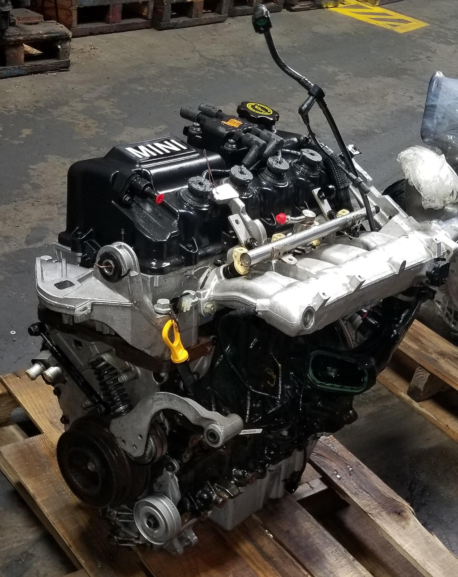 Mini Cooper engine 2.5.19