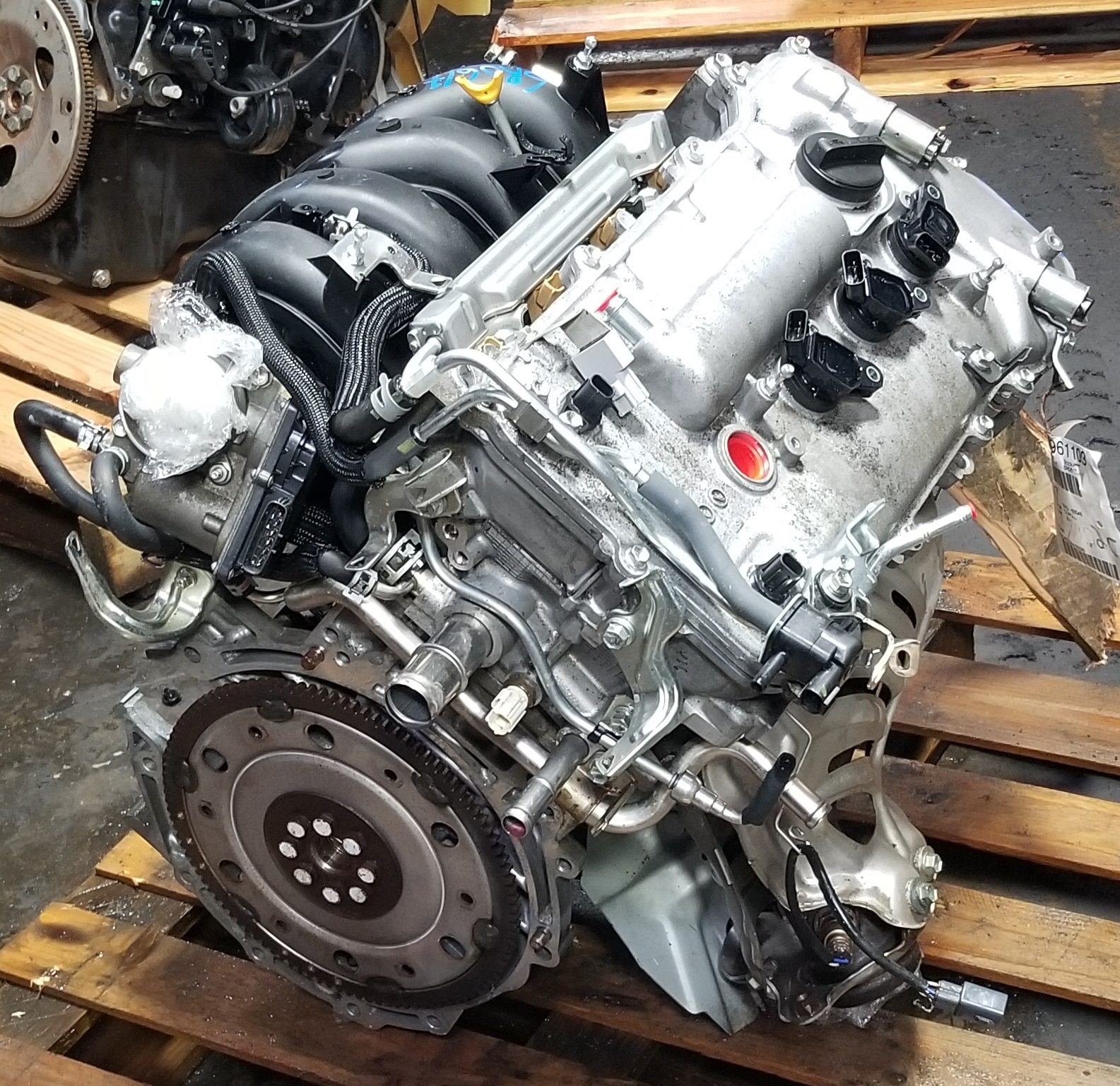 Toyota Corolla engine 11 2.14.19