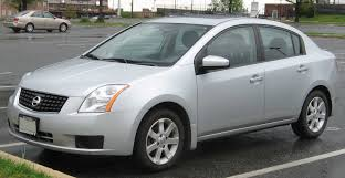 A car that uses a Nissan Sentra engine