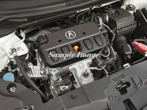 Acura ILX Engines