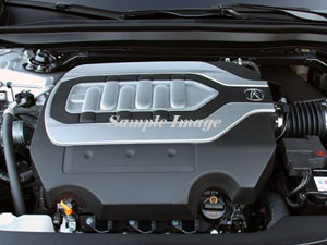 Acura RLX Engines