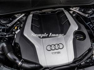 Audi A6 Engines