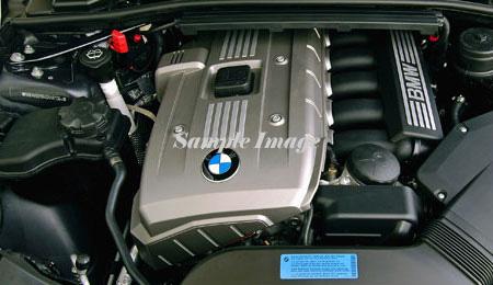 BMW 323i Engines