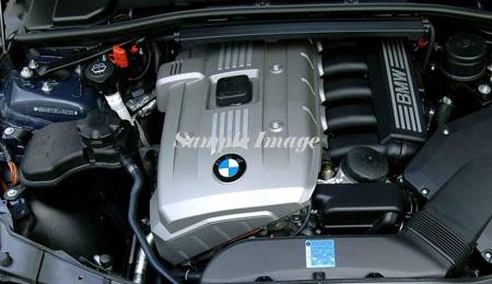 BMW 325i Engines