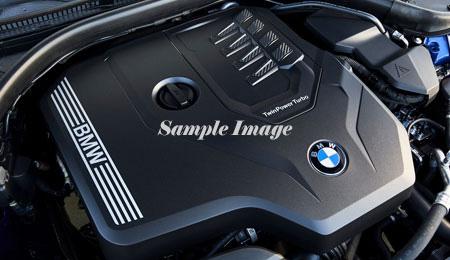 BMW 330i Engines