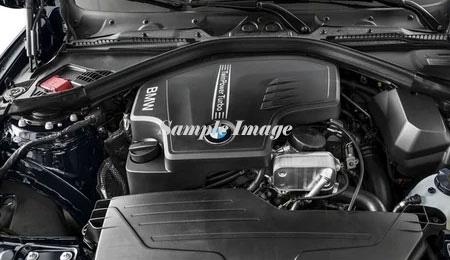 BMW 428i Engines