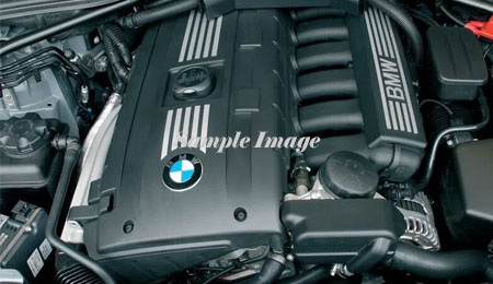 BMW 530i Engines