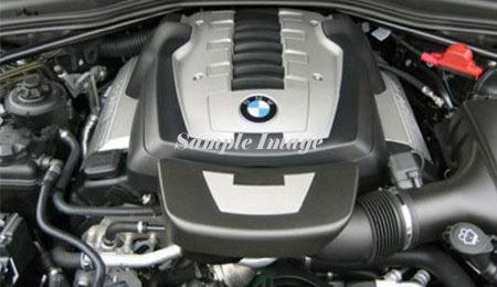 BMW 750i Engines