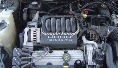 Buick Allure Engines