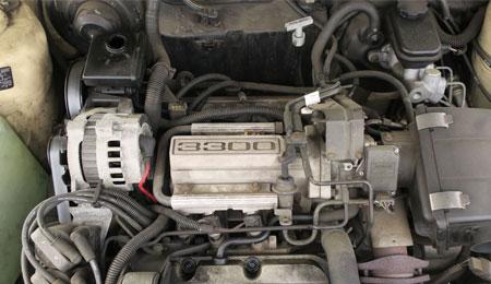 Buick Century Engines