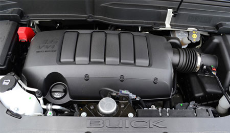 Buick Enclave Engines