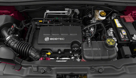 Buick Encore Engines