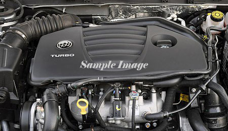Buick Envision Engines