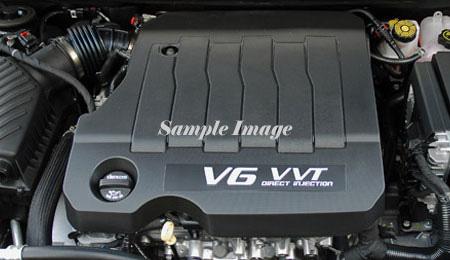 Buick LaCrosse Engines