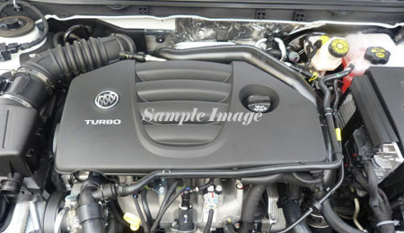 Buick Regal Engines