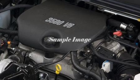 Buick Rendezvous Engines