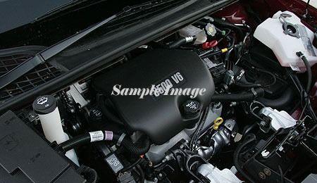 Buick Terraza Engines