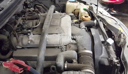 Chevy Tracker Engines