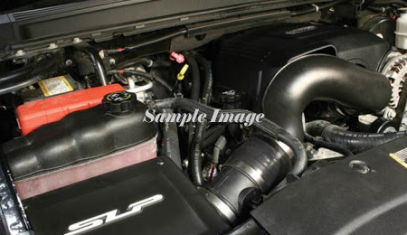 Chevy Avalanche Engines