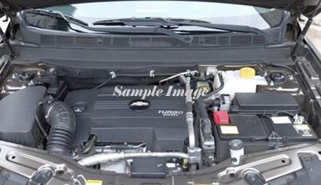 Chevy Captiva Sport Engines