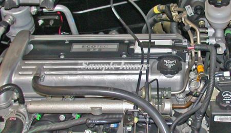 Chevy Cavalier Engines