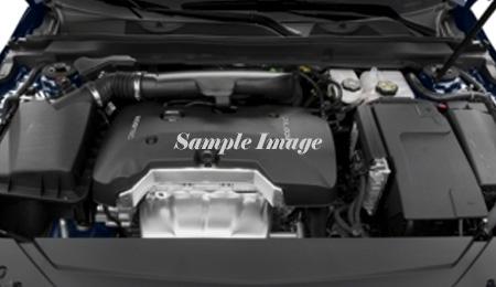 Chevy Impala Engines