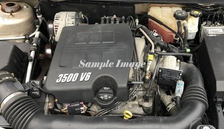 Chevy Malibu Engines