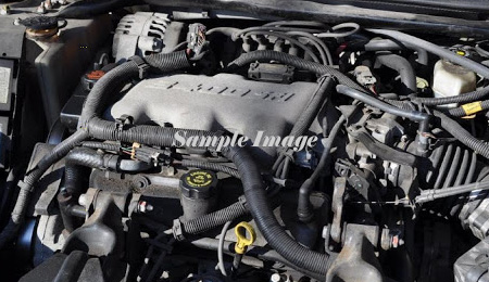 Chevy Monte Carlo Engines
