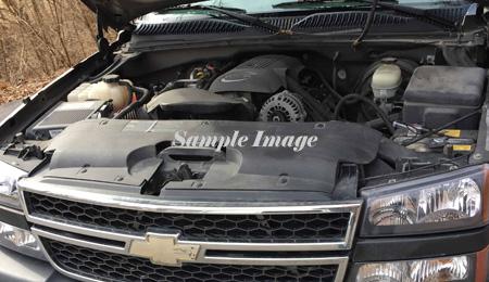 Chevy Silverado 2500 Engines