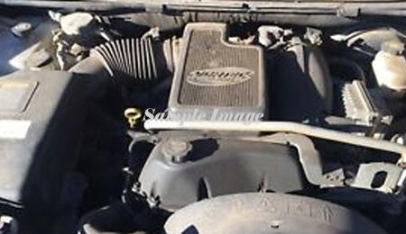 Chevy Trailblazer Engines