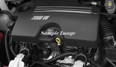 Chevy Uplander Engines