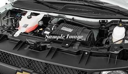 Chevy Van Express Engines