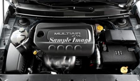 Chrysler 200 Engines