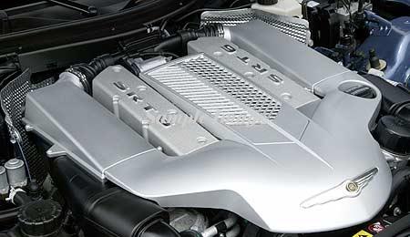 Chrysler Crossfire Engines