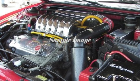 Dodge Avenger Engines