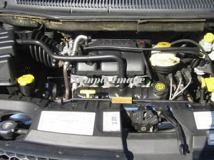 Dodge Caravan Engines