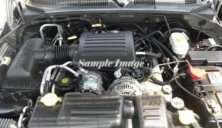Dodge Durango Engines
