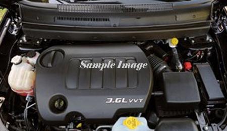 Dodge Journey Engines