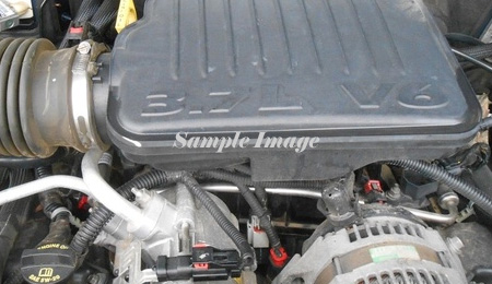 Dodge Nitro Engines