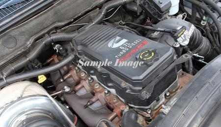 Dodge Ram 2500 Engines