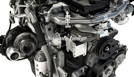 Dodge Ram 3500 Engines