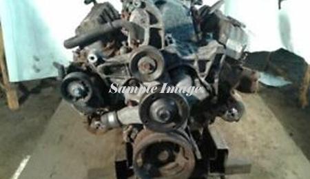 Dodge Van 2500 Engines