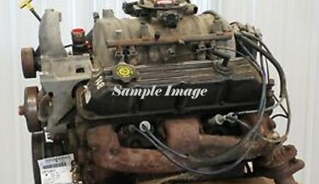 Dodge Van 3500 Engines