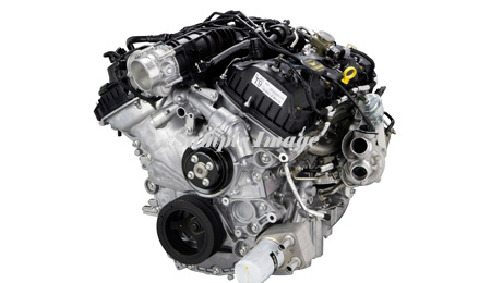 Ford E150 Van Engines