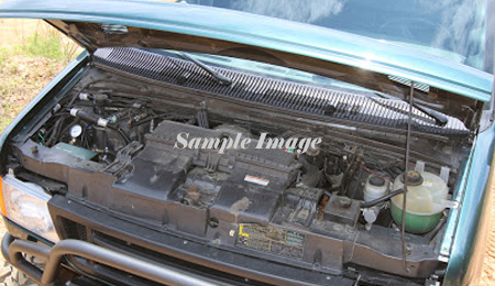 Ford E350 Van Engines