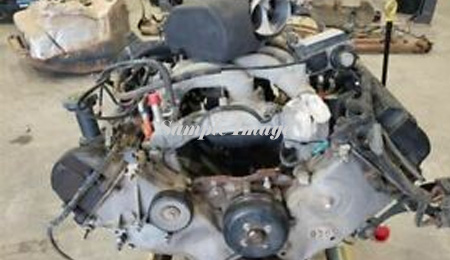 Ford E450 Van Engines
